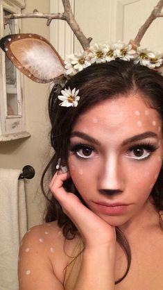 DIY Halloween Makeup Ideas for Women