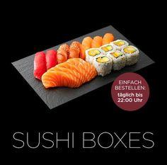 Keine Lust zu kochen? Dann gönnt euch ein erholsames Wochenende und stillt euren Hunger einfach mit einer unserer leckeren Lunch-Boxen!  Einfach bestellen unter www.mysushishop.de/de/livraison-lunch-boxes (610×604)