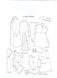 Greatcoat pattern