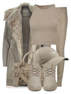 """Untitled #3231"" by xirix ❤ liked on Polyvore featuring Joseph, River Island, Balenciaga, NIKE, adidas Originals, women's clothing, women's fashion, women, female and woman"