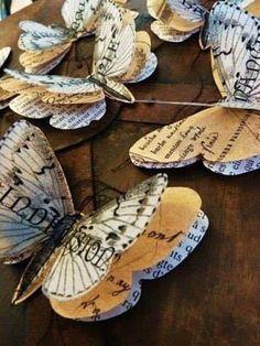 mariposa vintagie