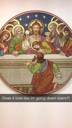 Another list of random memes I came across while surfing the internet. Enjoy them and don't stop laughing. Check 45 Funny Relatable Memes That Will Make You Laugh so Hard. Memes Arte, Classical Art Memes, Funny Art, Funny Memes, Hilarious, Fun Funny, Videos Funny, Humour Wtf, Medieval Reactions