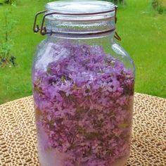 Lilac Liqueur Recipe