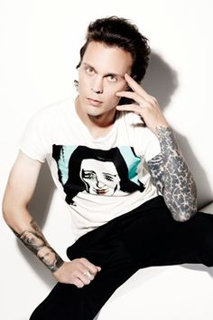 Ville Valo from HIM <3
