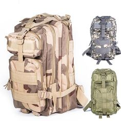 103c8898000 Cheap bags wholesale, Buy Quality military tactical directly from China  hiking bag Suppliers  Military Tactical Assault Molle Backpack Hydration  Pack ...