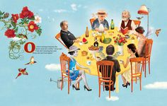A Conversation withNorwegian Author-Illustrator, Stian Hole