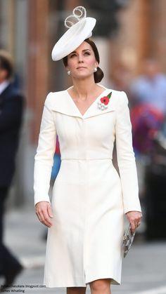 Kate in Belgium