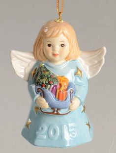 Goebel Angel Bell Ornament at Replacements, Ltd - Page 1