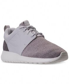 8f5adc85cf Women Athletic Sneakers Nike Running Shoes Roshe One Knit Vast Gray  AH6801002  fashion  clothing
