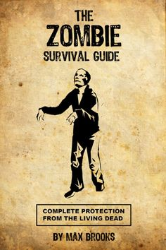 Zombie Survival Guide Cover by ~sirenpetal on deviantART
