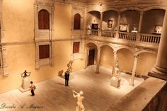 Spanish Courtyard - The Metropolitan Museum of Art, NYC Spanish Courtyard, Metropolitan Museum, Art Museum, New York City, Nyc, Mansions, House Styles, Mansion Houses, New York