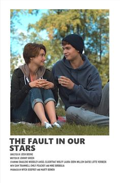 the fault in our stars Iconic Movie Posters, Iconic Movies, Film Posters, Good Movies, Film Polaroid, Film Poster Design, Poster Designs, Foto Poster, Poster Wall
