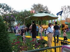 Oz playground,EPCOT