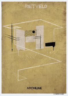 Galería de ARCHILINE: la verdadera esencia de las grandes obras de la arquitectura - 6