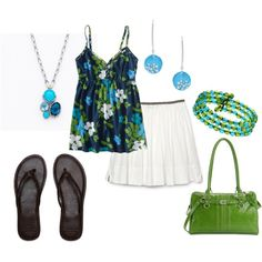Outfit created by jklmnodavis on Polyvore