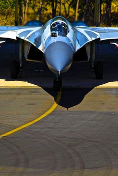 SU-27 Indonesian Air Force