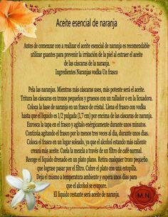 Trastos de Bruja: Aceite esencial de Naranja                                                                                                                                                                                 Más