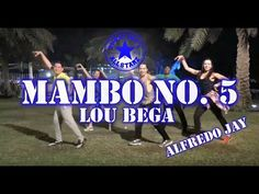 Thank you for watching and Hope you had fun dancing with us! SONG: Mambo by Lou Bega Choreographed by Alfredo Jay If you liked this video, don'. Class Routine, Zumba Routines, Line Dance, Dance Workout Videos, Dance Videos, Mambo No 5, Lou Bega, Senior Fitness, Dance Fitness