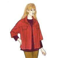 Susan Khalje Susan Khalje Couture Classic French Jacket pattern review by Jstarr4250 Tweed Jacket, Pattern, Jackets, Style, Fashion, Down Jackets, Swag, Moda, Fashion Styles