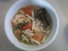 Cambodian S Somlaw Ma Jew Yah Une Sweet And Sour Soup