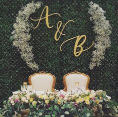 Wedding Planning Large Custom Set for Wedding Initials - Wedding Sign - Backdrop Sign - Hedge Sign - Laser Cut Wood - Hand Drawn - Shipped anywhere in USA - Wedding Ceremony Ideas, Wedding Stage Decorations, Engagement Decorations, Wedding Sets, Wedding Trends, Wedding Centerpieces, Trendy Wedding, Wedding Reception, Wedding Stage Backdrop