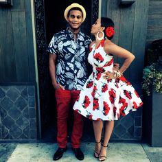 Havana nights!!! Mr. And the Mrs.  #itsmybirthday Dress- @stopstaringclothing  Hair- @kendragarvey  Makeup- @juliannekaye  Styling- @arturodchavez