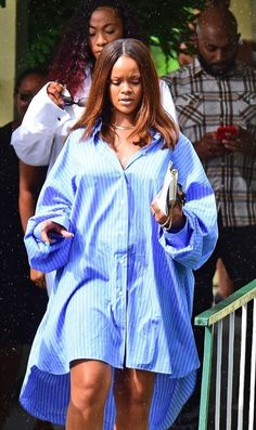 August 9: Rihanna at Sonita's grandfather's funeral service in Barbados.