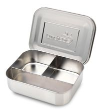 Pack Healthy Meals To-Go without Plastic ! Stainless Steel Lunchbots #Whole30