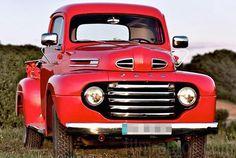 Oldtimer Ford F 2 zum Mieten