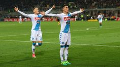 Callejon sikrer Napoli en 1-0 sejr mod Inter på San Siro. Fortjent!