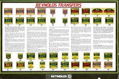 Columbus AIR Bicycle Decal Transfer Sticker Set 17