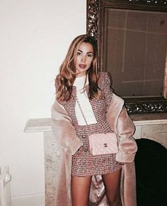 Best Aesthetic Clothes Part 19 Mode Outfits, Girly Outfits, Classy Outfits, Chic Outfits, Fall Outfits, Fashion Outfits, Fashion Trends, Ootd Classy, Co Ords Outfits