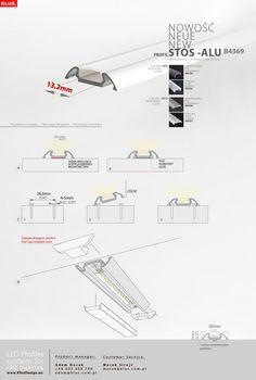 Klus B4369 LED Channel Strip