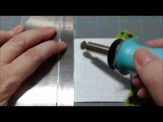 Mini Pocket Letter tutorial using the WRMK Fuse tool