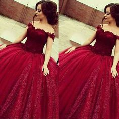 Beautiful Prom Dress, quinceanera dresses burgundy wedding dress maroon ball gowns off the shoulder wedding gowns flower dresses for bride Meet Dresses Gorgeous Prom Dresses, Sweet 16 Dresses, A Line Prom Dresses, Cheap Prom Dresses, Ball Dresses, Bridal Dresses, Ball Gowns, Flower Dresses, Chiffon Dresses