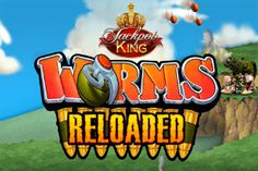Unearth a progressive King #Jackpot when you play the Worms Reloaded #slot from Blueprint Gaming- https://www.freeslotmoney.com/worms-reloaded-slot/