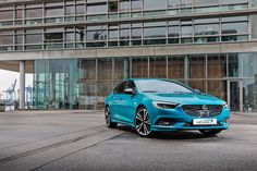 You Can Now Pull A BMW Individual On Your 2017 Insignia With Opel's New Exclusive Program