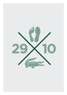 some ideas by lacoste!