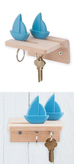 Harbor key holder