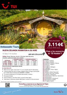 Oferta Nueva Zelanda:Hobbiton a su aire. 14 noches.De Marzo a Octubre. Precio final desde 3.114€ ultimo minuto - http://zocotours.com/oferta-nueva-zelandahobbiton-a-su-aire-14-noches-de-marzo-a-octubre-precio-final-desde-3-114e-ultimo-minuto-2/