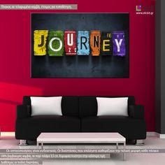 Journey,πίνακας+σε+καμβά