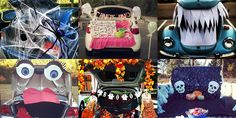 55 Thrilling Trunk-or-Treat Ideas