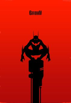 The Bat by Adrian Iorga, via Behance // & Batman BEYOND!!!!! <3