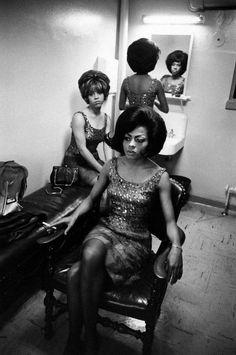 Supreme, 1961 © Art Shay