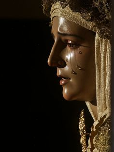 Virgen de las Mercedes, Jerez. Obra de Francisco Romero Zafra.