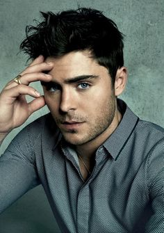 Heres A Song Dedicated To Zac Efron In Flaunt Magazine