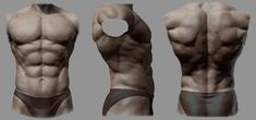 It`s a base body for a FPS project. Used ZBrush to finish it. Male Figure Drawing, Body Reference Drawing, Human Poses Reference, Anatomy Reference, Muscle Anatomy, Body Anatomy, Anatomy Art, Anatomy Sculpture, Anatomy Practice