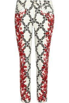 Isabel Marant printed pants
