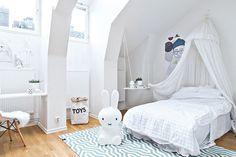Interiörbild. Sankt Eriksgatan 39, 6 tr - Bjurfors