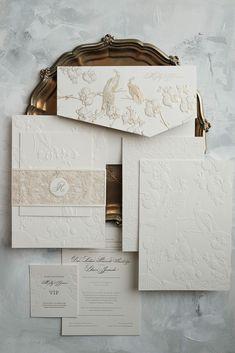 Beautiful Wedding Invitations, Custom Wedding Invitations, Wedding Stationary, Wedding Invitation Cards, Wedding Cards, Diy Invitations, Stationery Design, Invitation Design, Invitation Suite